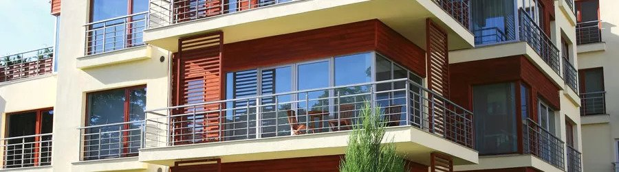 commercial painting maple ridge for strata complexes