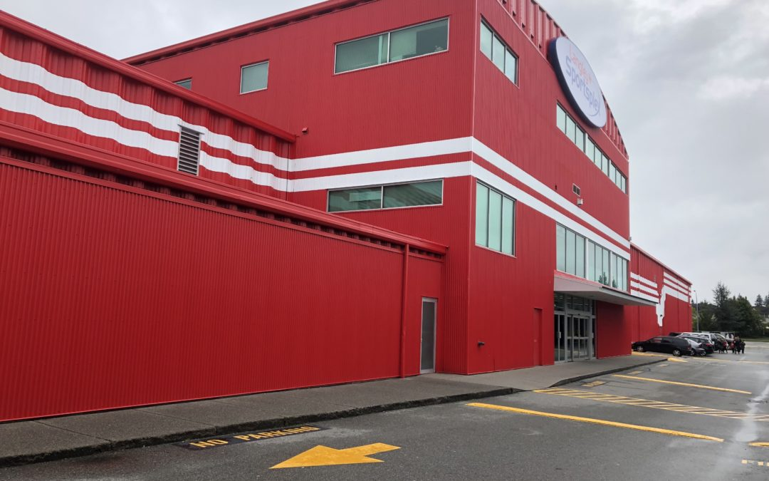Commercial painting in the TriCity areas of Coquitlam, Port Coquitlam, and Port Moody